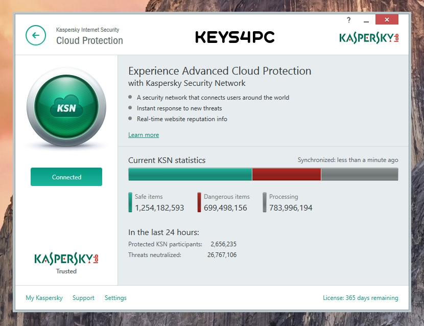 Kaspersky Secure Connection 18.0.0.405 Crack Activation Code Free