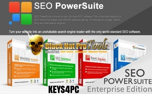 SEO PowerSuite 87.11 Pro Cracked Plus Serial keygen Download