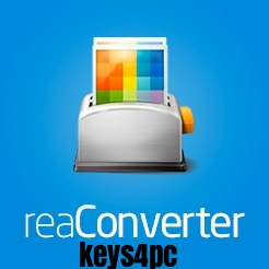 ReaConverter Pro 7.633 Full Crack Lifetime Serial Key Generator