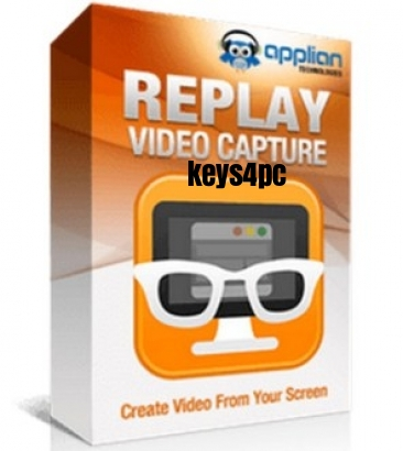 Replay Video Capture 9.1.3.0 Crack + Registration Code Free Download