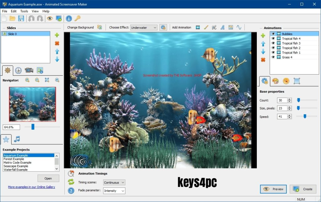 Animated Screensaver Maker 4.4.28 With Crack | Serial Key | 2020