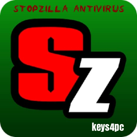 STOPzilla AntiVirus 8.1.1.410 With Crack Free Activation Key Generator