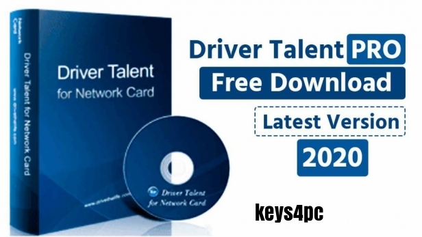 Driver Talent PRO 7.1.32.4 Activation Key Crack Lifetime Supported