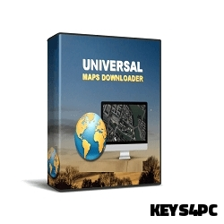 Universal Maps Downloader 10.030 Crack With Serial Number